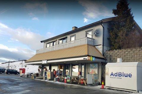 KONKURS: Selskapet som driver Mix-kiosken på Akkerhaugen har slått seg selv konkurs. Foto: Google