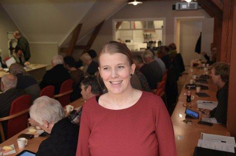 KOMMUNALSJEF: Omstillingsleder Kari Rasmussen Theting er en av søkerne til kommunalsjefstillingen i Kragerø kommune. Foto: jon Fivelstad