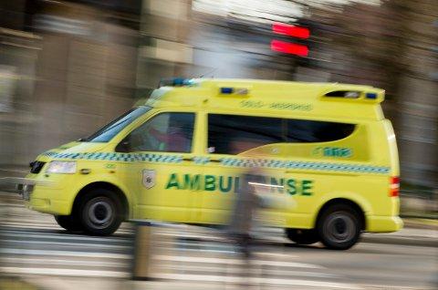 RINGTE 113: Cecilie Kult forteller at hun ringte til ambulanse, men at det aldri kom noen ambulanse.
