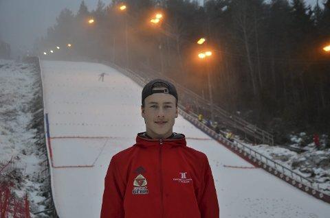 Vant: Sander Bjørndalen vant i Høydalsmo torsdag.