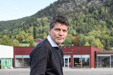 ANSETTE: Terje Bergskås sier Heddal IL  må ansette administrativ leder for å få folk til å sitte i styre og stell i klubben.