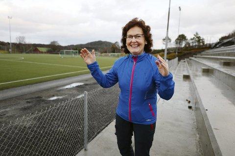 Ann-Kristin Sørvik leder Møre bispedømmeråd fram til 2019.