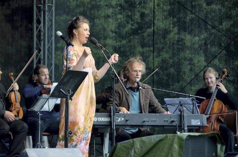Med musikere fra Surnadal, Gjemnes, Sunndal og Kristiansund ble det skapt en konsert av de sjeldne.