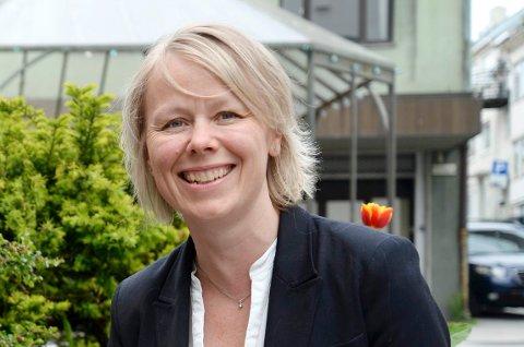 Sidsel Sæterøy, daglig leder i Safepath AS.
