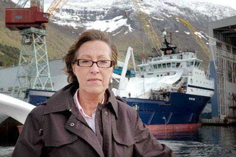 Direktør i NHO Møre og Romsdal, Torill Ytreberg.