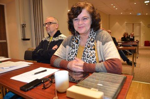 Ordfører i Tingvoll kommune, Milly Bente Nørsett.