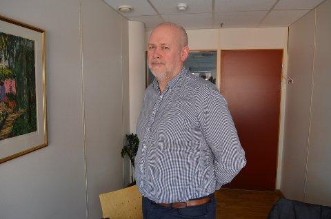 Dette er trist og et angrep på demokratiet, sier Steinar Wiik Sørvik, som har anmeldt den falske twitterkontoen.