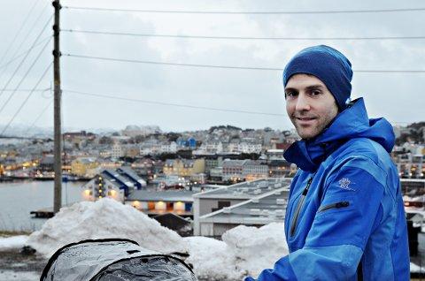 André Gjørven representerer SU Røsslyngveien barnehage. Han håper markeringen på tirsdag hindrer at saken om Røsslyngveien barnehage havner under radaren. (Arkivbilde)