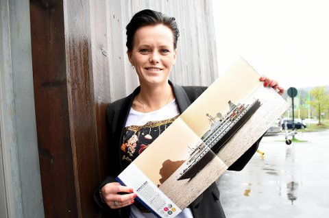 Som vindirektør i SeaDream har Ida Elisabeth Dønheim ansvaret for de såkalte vin-seilingene.