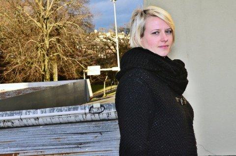 Monika Eeg i Kristiansund og Nordmøre Næringsforum reiser til Oslo sammen med Molde Næringsforum for å finne arbeidskraft.