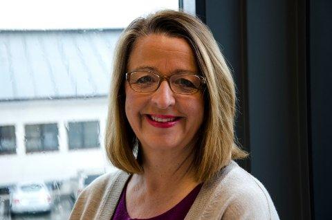 Rektor ved Fagskolen i Kristiansund, Marit Bjerkestrand.