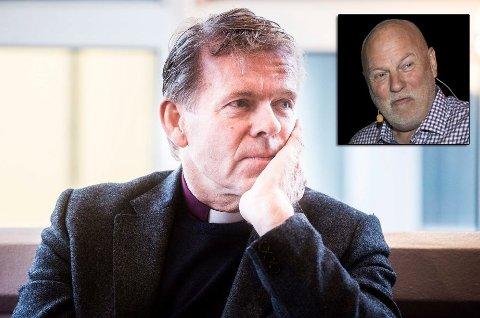 STØTTE: Per Arne Dahl får støtte fra flere av sine kolleger i sin kritikk av Jan Hanvold og Visjon Norge.
