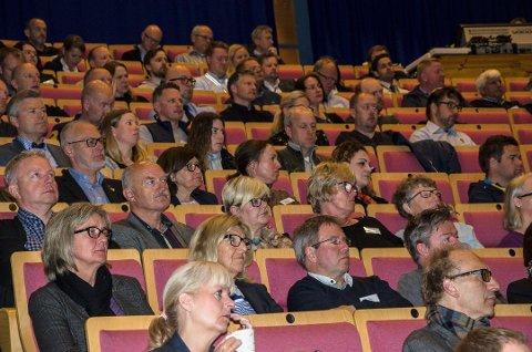 BEREDSKAP: Det var mange som var til stede under Beredskapsdagen på Bakkenteigen i fjor. Foto: Tom Arild Dahl