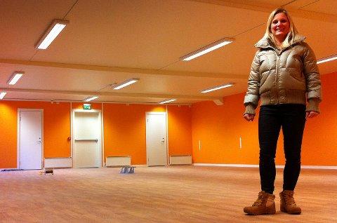 OGSÅ FOR ELDRE: Extend art of dance utvider nå tilbudet med egen senior-klasse. Daglig leder Camilla Samuelsen Matre gleder seg.