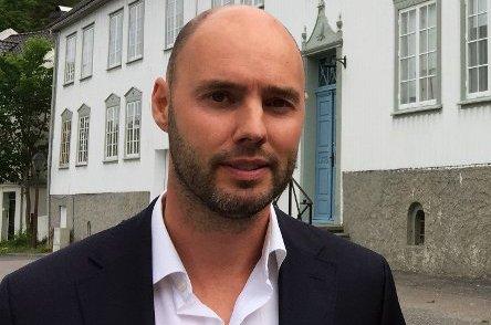 KJØPTE HJØRNEGÅRDEN: Investor Glenn Braaten har, gjennom eiendomsselskapet Braaten Eiendom AS, kjøpt hjørnegården Storgaten 19, men han vil ikke ut med prisen.