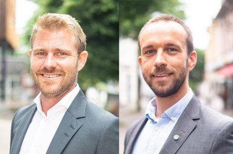 Håvar Bettum og Christoffer strømberg