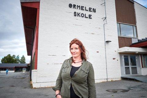 STARTER I NY JOBB: Birgit Bremer Mejdal går fra rektorstilling til enhetsleder for skole i Inderøy kommune