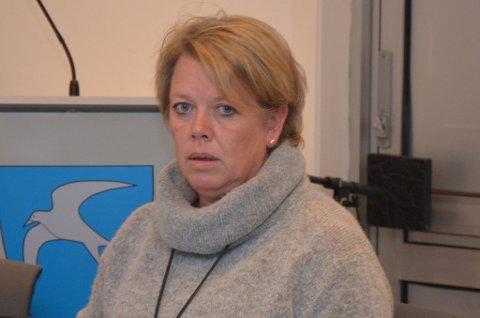 Tvedestrands første kvinnelige rådmann: Tone Vestøl Bråten er konstituert som rådmann, etter at Øyvind Johannesen ble sykmeldt tidligere denne uken.