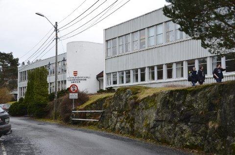 Skal ansette: Tvedestrand kommune skal fra nyttår ha på plass en miljøterapeut som blant annet får kontorplass i dette bygget. Arkivfoto