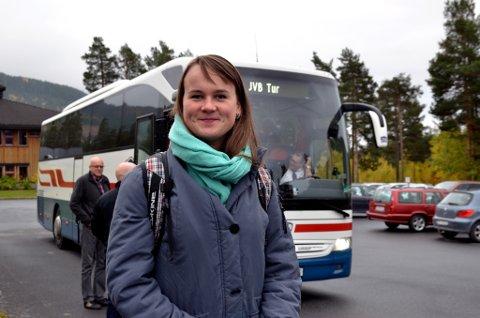 Marit Knutsdatter Strand var i Stortingsvalget 2017 senterpartiets andrekandidat i Oppland, og ble valgt som stortingsrepresentant med en margin på 255 stemmer.