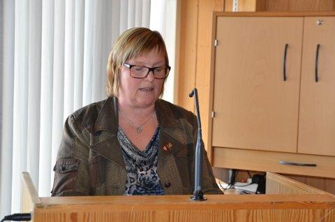 Inger Torun Klosbøle har klare forventninger til et nytt fylke.