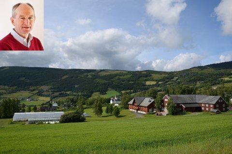Direktør for landbruk i Norsk institutt for bioøkonomi (NIBIO) seier at frå nyttår tek Løken slutt som eigen forskingsstasjon, men dei får drive vidare i tre år til under leiing av Nibio på Apelsvoll.