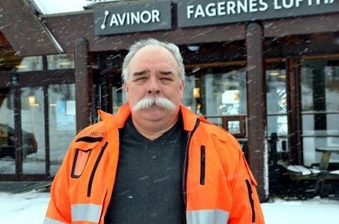 LITE HÅP:: Kenneth Nilsen begynner å miste troen på noen fremtid for Leirin.
