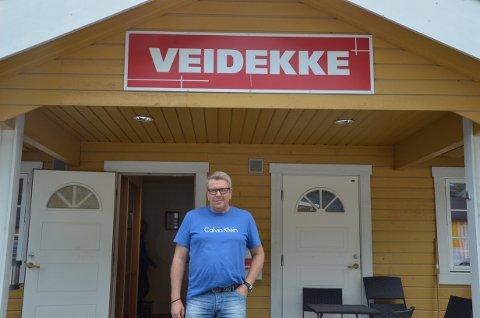 Lang erfaring: Per Brende har jobbet innenfor asfaltbransjen siden han var 17 åring. I dag jobber han som anleggsleder for Veidekke Industri AS.