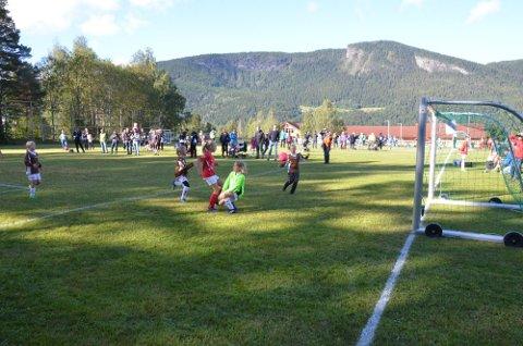 SLIDREFJORDEN CUP: Slidrefjorden Cup kan igjen arrangeres. Her fra 2018.