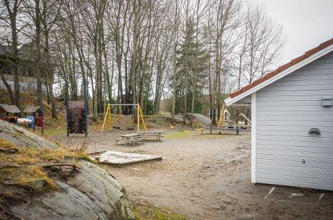 På barnehagens hjemmeside opplyses det om at også lekeplassen skal få en fornying denne sommeren.