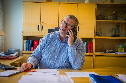 ØNSKER IKKE MASSETURISME: Ordfører Tom Anders Ludvigsen ønsker ikke at Son skal bli et mekka for masseturisme.