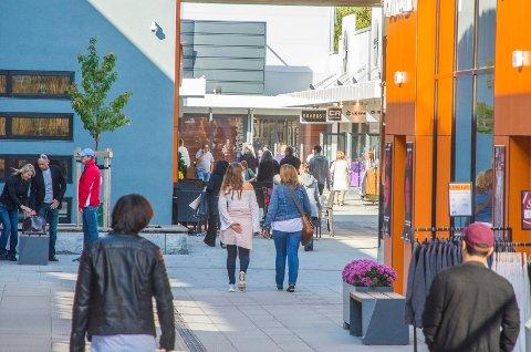 NYE EIERE: Via Outlets har kjøpt Norwegian Outlet.