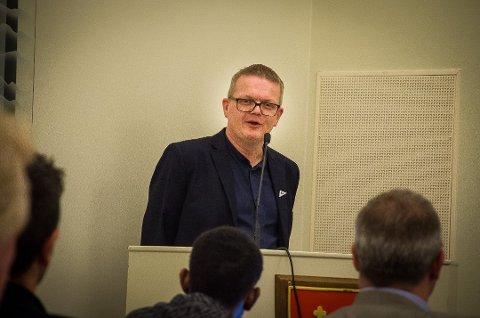 AP-MANN: Ronny Kjønsø har etter utmeldelsen fra SV for en måneds tid siden fått tilbud fra flere partier. Nå er han klar til innsats for Ap.