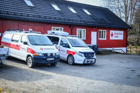 ØNSKES KJØPT: GloMar Eiendom ønsker å overta Røde Kors-huset i Ås. Selskapet samarbeider med Røde Kors om å finne en ny tomt Røde Kors kan flytte til.