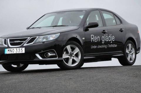 PÅ NORSKE VEIER? Elbil-versjonen av Saab 9-3 blir først solgt i Kina. Om den kommer til Europa er uklart.