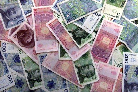 Onsdag fikk mange tilbake penger på skatten. Foto: ANB/Arkiv