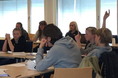 Ungdommens kommunestyre vedtok åtte mot én stemme at maks ti prosent av utbyggingen skal skje i Nordre Frogn i framtiden, og 90 prosent i Drøbak.