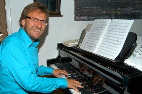 Geir Johnson levde og åndet for musikken. Nå har han levert sin siste tone, og etterlater seg et stort savn hos mange.