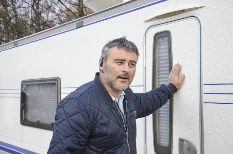 Daglig leder Tore Børresen har kontaktet Holtålen kommune for hjelp til tilretteleggelse av campingplass i kommunen.