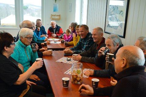 Tolga Idrettslags pensjonistgruppe inviterer til feiring av 120-årsjubiléet på Kletthytta.