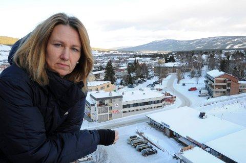 Ordfører Merete Myhre Moen er preget etter dødsulykken på riksveg 3.