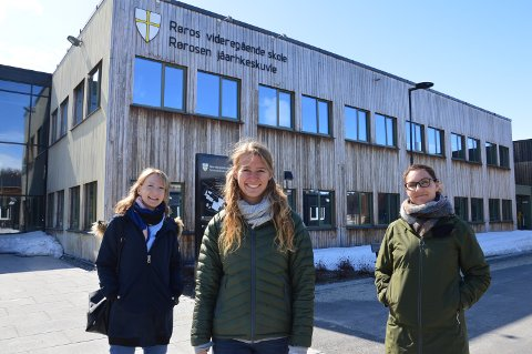 NORGESVENN: Sigrid Meli Simensens evne til å se muligheter, ble Norges-billetten til tyske Leontine Jacobsen.