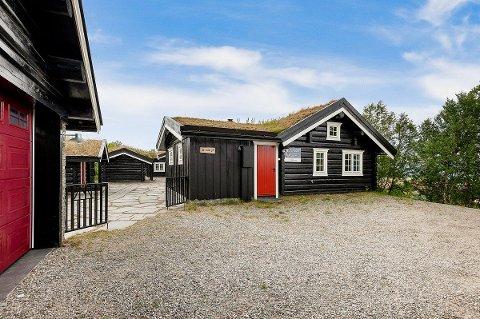 Denne hytta ble solgt for 5.350.000 kroner.