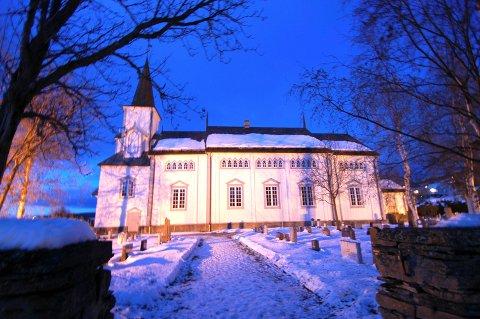 Alvdal kirke