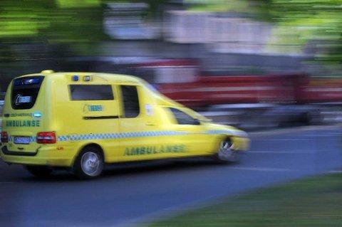 Nødetatene rykket torsdag ut til en paragliderulykke på Nesodden