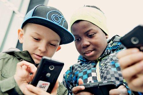 Barn og medier 2018 er den største norske undersøkelsen om barns medievaner.