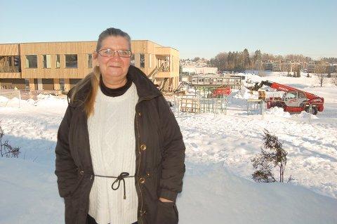 POSTORDRE: Gro Haug (FrP) ha vekk Ski fra postnummerne i Solberg-området. Opprett heller et nytt postnummer med Nordby eller Solberg, mener hun.