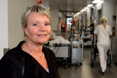 Kari Kjønaas Kjos (Frp).