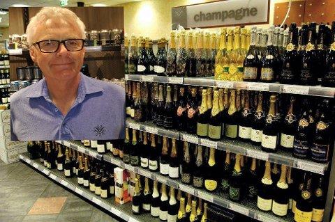 Bård Wangen blir ny daglig leder for Vinmonopolet i Ås.