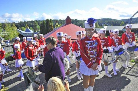 ÅRETS KORPSHØYDEPUNKT: Tusenfrydstevnet har vært arrangert siden 2009. Her fra 2019.